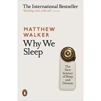 Book Why We Sleep - English US