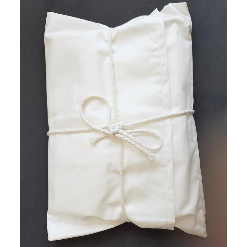 Bespoke Organic Cotton Pillowcase Pauly Beds