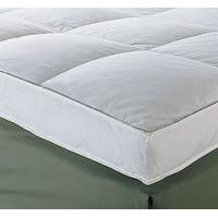 Featherbed Premium 90-10% Mattress topper Down The Sleep Revolution