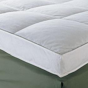 Featherbed Luxe 50-50% Mattress topper Down The Sleep Revolution