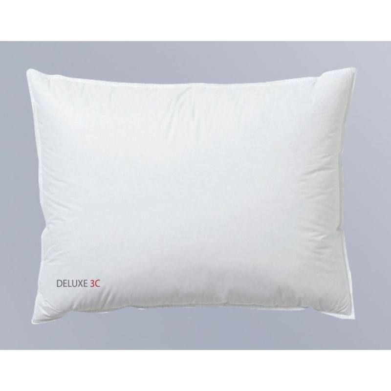 Eco Pillow Medium - Three Chamber Luxurious Down Pillow