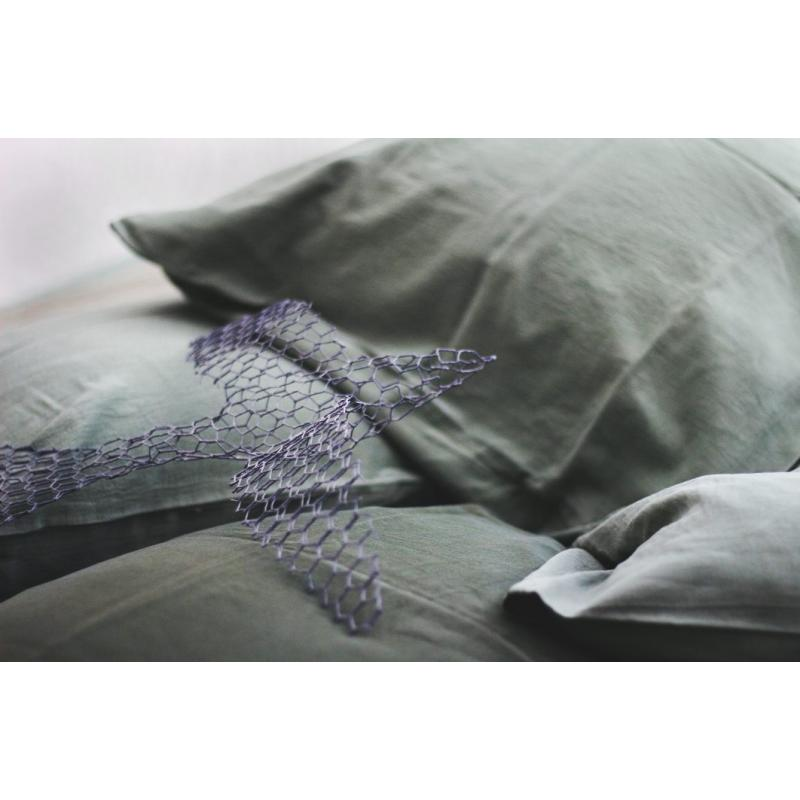 Pillow Cover - Bamboo & Cotton Mix