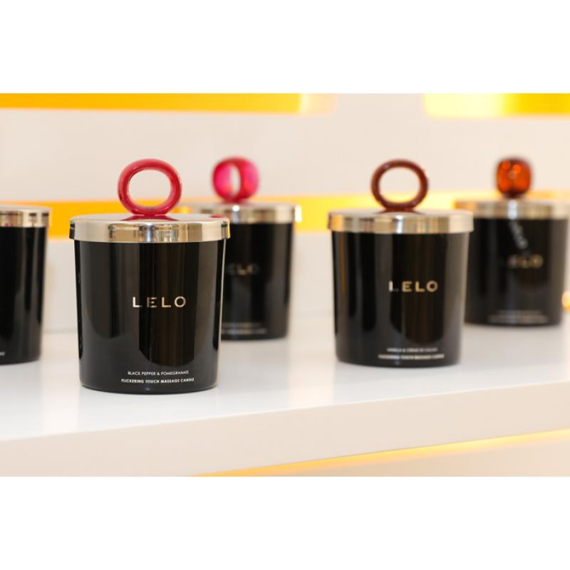 LELO Candle - Massage Oil Flickering Touch