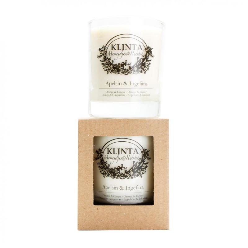 Massage Candle KLINTA