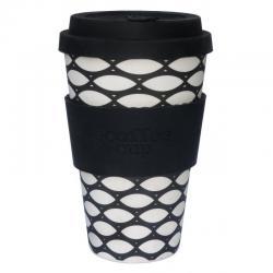 Eco Tea Cup 'Basketcase'