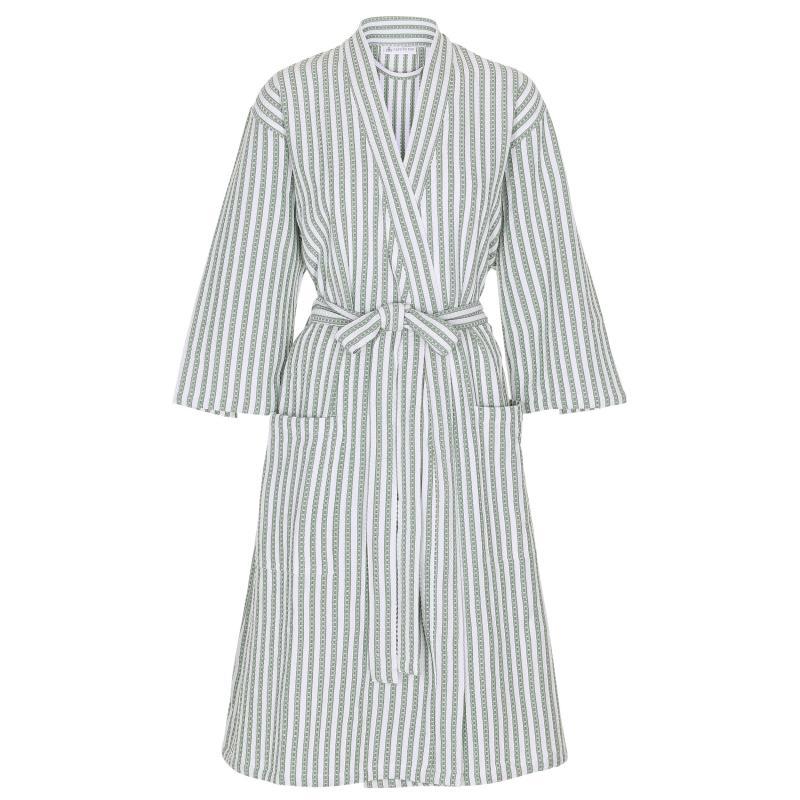 Bathrobe 100% Organic Cotton Kimono