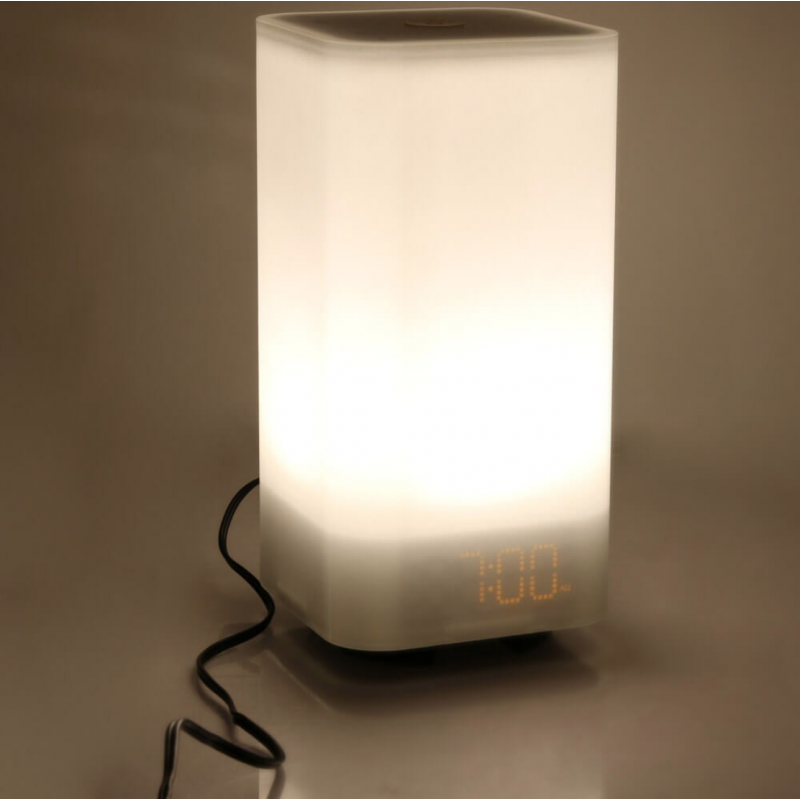 Daylight Alarm Clock Lamp